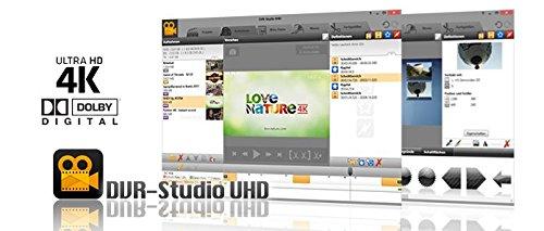 DVR-Studio UHD - DVB-Videoverarbeitung in Dateiform [Product Key Card]