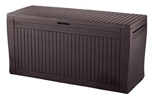 Keter Comfy Box, Braun, 116,7 x 44,7 x 57 cm