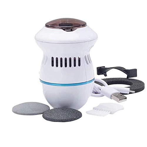 Elektrischer Hornhautentferner, Elektrischer Hornhautraspel Fußpflegemaschine Automatisches Peeling Schleifen Dead Skin Machine für Füße und Hände Fußfeile