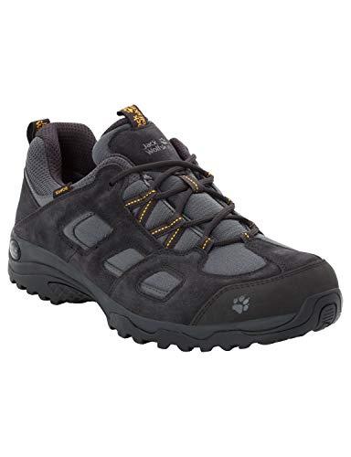 Jack Wolfskin Herren Vojo Hike 2 Texapore Low M Wasserdicht Trekking- & Wanderhalbschuhe Grau (Phantom 6350) 43 EU