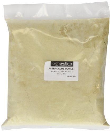 JustIngredients Tragantwurzel Pulver, Astragalus Root Powder, 1er Pack (1 x 500 g)