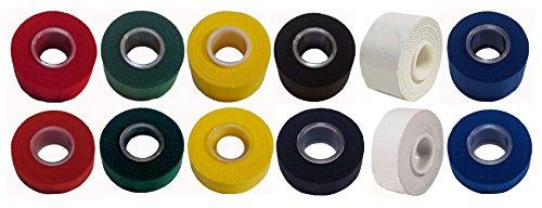 Die Sportskanone Sportswear Kingdom Profitape Fingerschutztape Fingersave Fingertape (Grün 2.0)