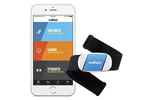 Wahoo TICKR Herzfrequenzmesser, Bluetooth / ANT+