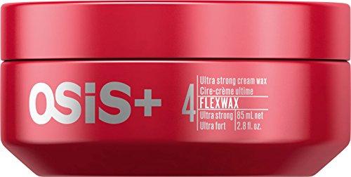 Schwarzkopf OSiS+ Flexwax ultra starkes Cremewachs, 1er Pack, (1x 85 ml)