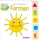 Mein erstes Registerbuch Formen (Bilderbuch ab 18 Monate)