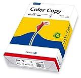 Papyrus 88007859, Drucker-/Kopierpapier, Farblaserpapier ColorCopy 100 g/m², A4 500 Blatt satiniert weiß, hochglatt