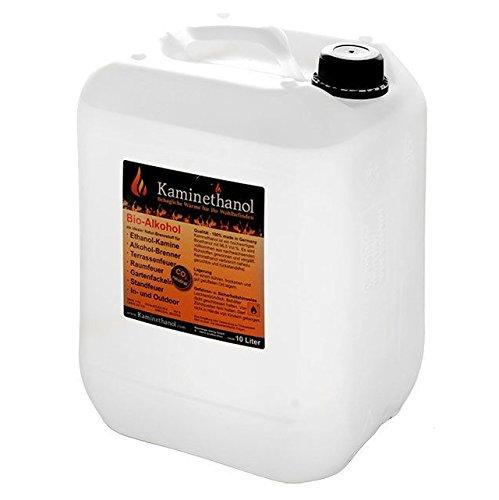 30 Liter Bioethanol 96,6%, 3 Kanister (3x10L) - direkt vom Hersteller - versandkostenfrei nach DE!