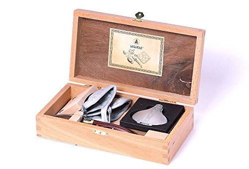 Laguiole Austern Besteck - Oyster Set Truyere Messer