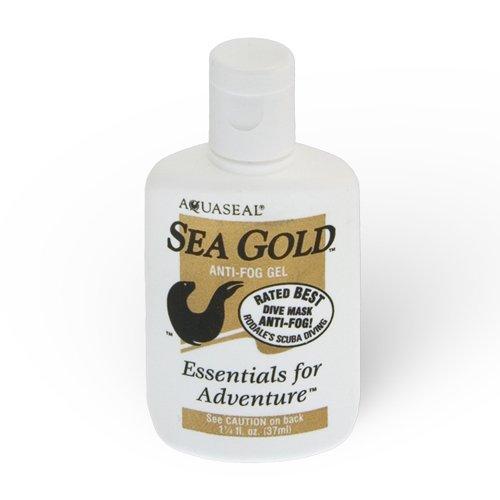 Sub Gear mer Doré et Gel nettoyant Anti-buée