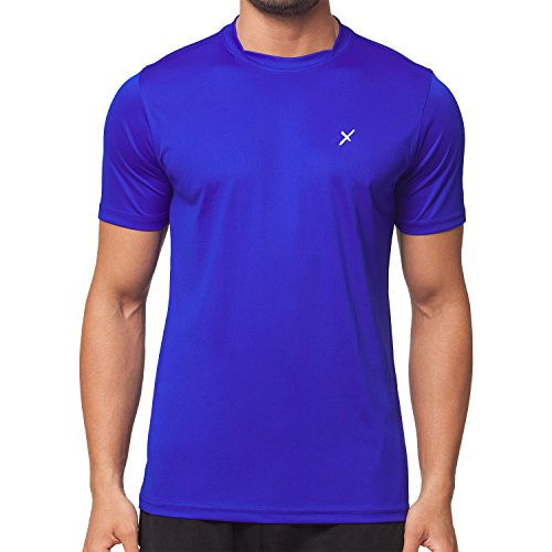 CFLEX Men Sportswear Collection Quickdry Shirt & Hemd - royal XL