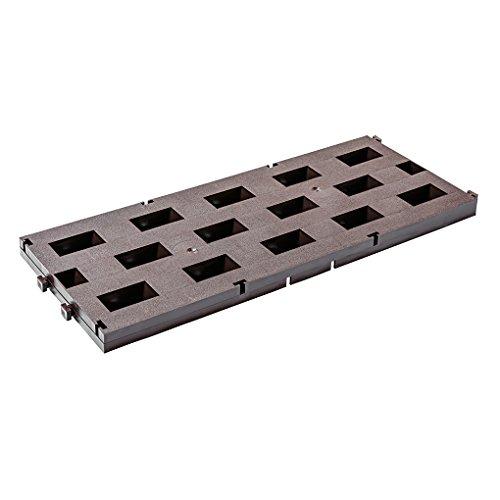 Beetplatten 10-er Packung