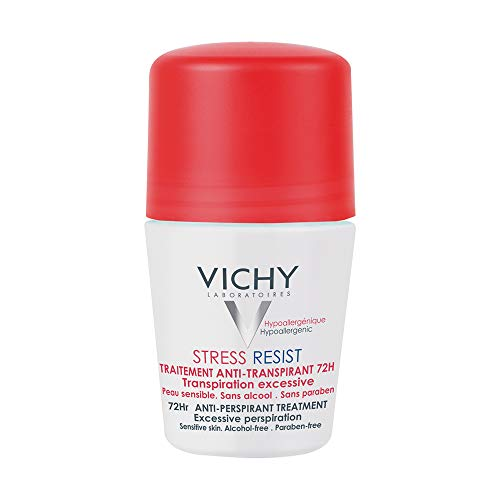 Vichy Traitement Anti - Transpirant Deodorant, 1er Pack (1 x 50 ml)
