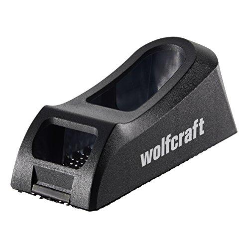 Wolfcraft Blockhobel für Holz und Gipskarton, 1 Stück, 4013000