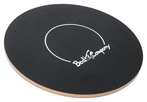 Bad Company | Balance Board aus Holz (MDF) | Therapiekreisel in Studio-Qualität | 50 cm