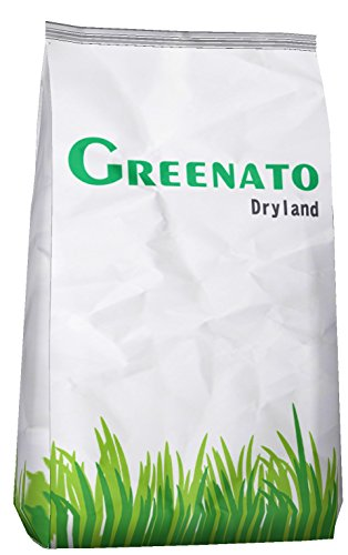 5kg Rasensamen Greenato Dryland dürreresistenter Rasen Grassamen Rasensaat Gras Grassaat