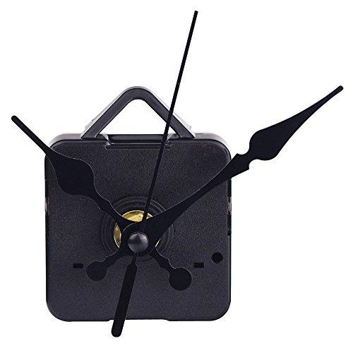 Quarz Uhrwerke Mechanismusteile, 3/ 25 Zoll Maximale Dial Stärke, 1/ 2 Zoll Gesamtschaftlänge