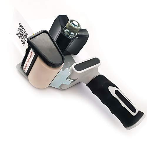 Packband Handabroller Modell Activa Abroller Paketband Klebeband für Rollen mit einer Länge von 66 x 132 lfm Paketband Abroller groß Paketbandabroller profi