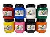 Artcraft Stoffmalfarbe Brights 8 x 100 ml