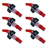 GVK ECO 6 STK. Ausgießer 2 cl. Schnapsausgießer Portionierer Dosierer für Flaschen - Kunststoff