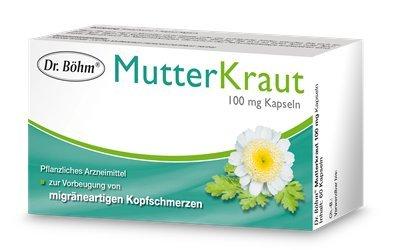 DR.BOEHM MUTTERKRAUT KAPSELN 100MG (60 ST)