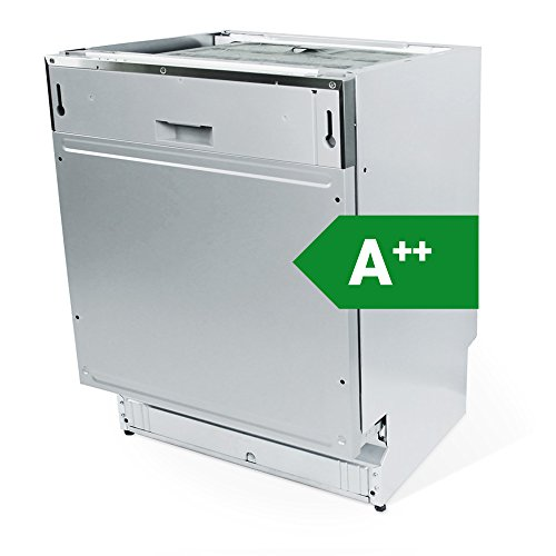 KKT KOLBE GS60VI Einbau Geschirrspüler vollintegrierbar/60 cm/A++ Energie sparend/EasyLift Oberkorb höhenverstellbar/flexible Platzaufteilung