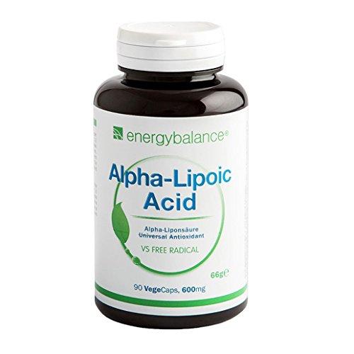 Alpha-Liponsäure 600 mg, 90 VegeCaps