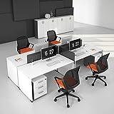 Büromöbel Set Office Edition Für größere Ansicht Maus über das Bild ziehen Büro komplett Set Arbeitszimmer Büroeinrichtung (Komplettset 12-Teilig)