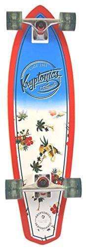 Kryptonics skkrmau32600000California Series Skateboard, Mehrfarbig 32'