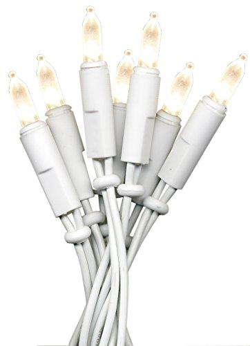 LED Mini-Lichterkette 20'er warmweiss P-LED 421-11