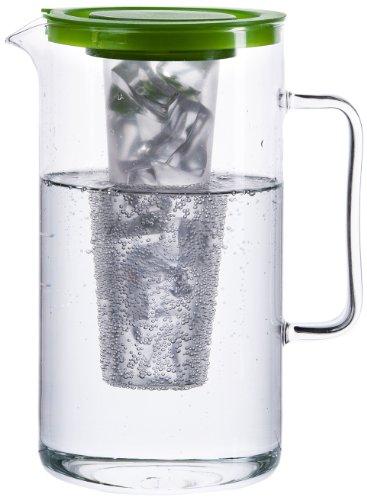 Bohemia Cristal Simax Krug mit Eiswürfeleinsatz 2 L