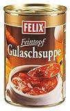 Felix Gulaschsuppe 400g 6 x 400 g