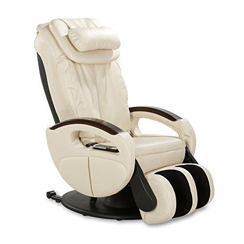 Massagesessel »Komfort Deluxe« mit Shiatsu-Massagefunktion und Transportrollen Relaxsessel