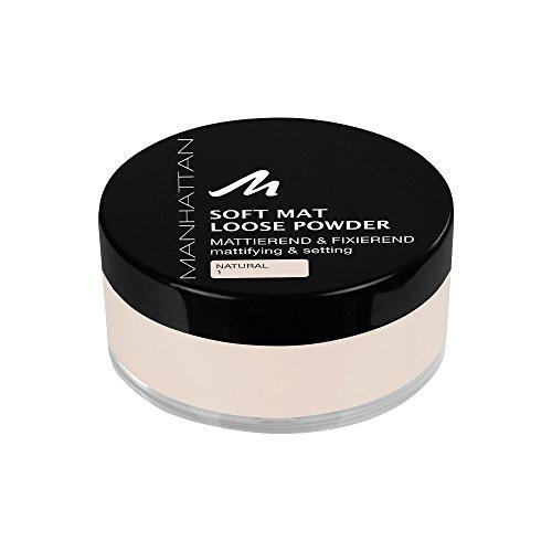 Manhattan Soft Mat Loose Powder 1 1er Pack (1 x 20 g)