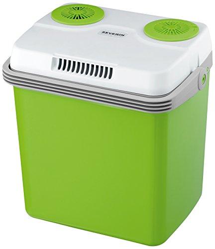 Severin KB 2922 Elektrische Kühlbox mit Kühl- und Warmhaltefunktion - 20 Liter, 230V / 12V DC