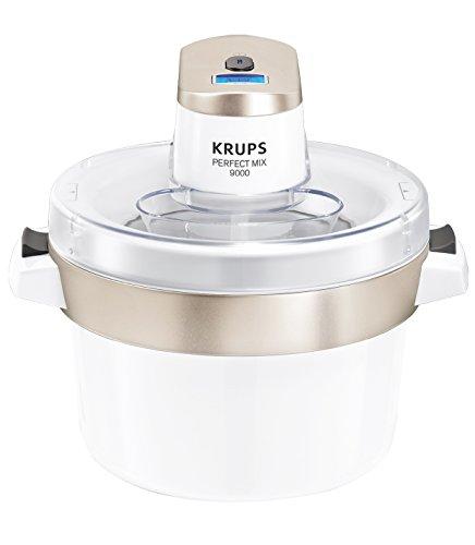 Krups G VS2 41 Perfect Mix 9000 Eismaschine Venise