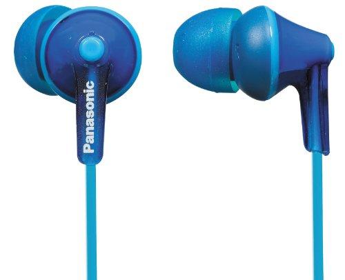 Panasonic RP-HJE125E-A In Ear-Kopfhörer blau