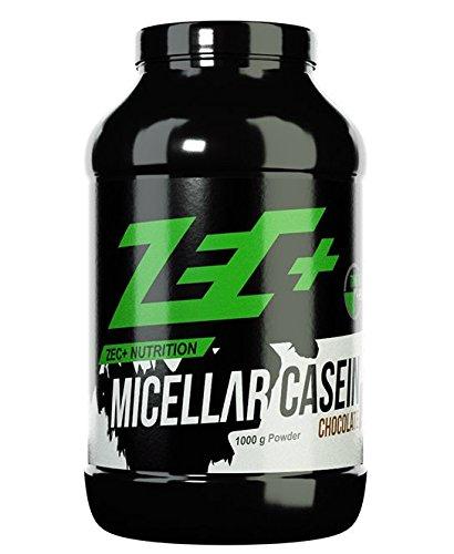 ZEC+ MICELLAR CASEIN Protein-Shake | Langzeitversorgung mit AMINOSÄUREN | perfekt vor dem SCHLAFENGEHEN oder langer Nahrungskarenz | SCHOKO 1000g