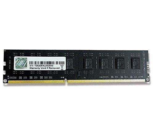 G.Skill F3-1600C11S-4GNS Arbeitsspeicher 4GB (1600MHz, CL11, 1 x 4GB) DDR3-RAM