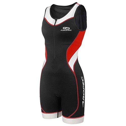 Aropec Triathlon Einteiler Tri-Compress Damen - Trisuit Women, Größe:S