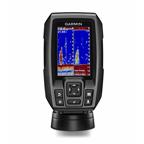 Garmin 010-01550-01 STRIKER 4 mit Dual-beam Transducer CHIRP-Fishfinder mit GPS