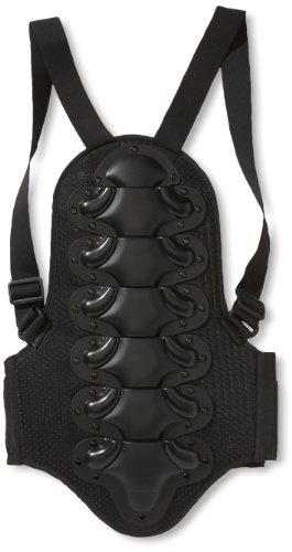 Protectwear RP-2-M Rückenprotektor 2 für Erwachsene, Größe M, Schwarz