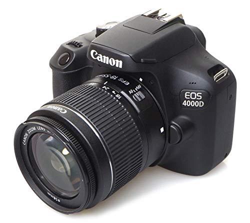 Canon EOS 4000D Kit 18-55mm DC III Spiegelreflexkamera