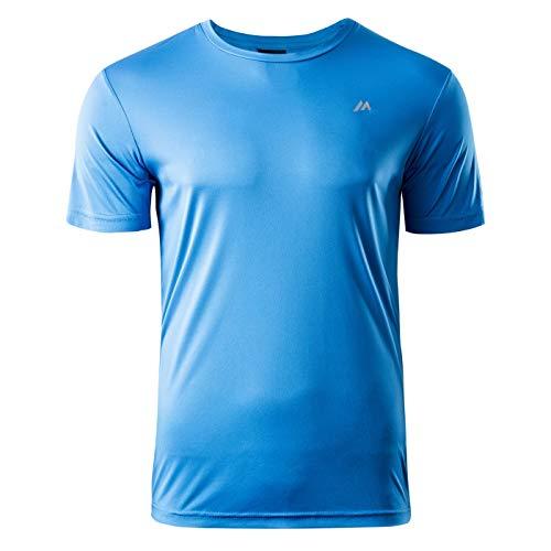 martes Herren BISIC Funktions T-Shirt, French Blue, XL
