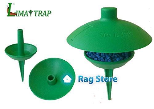Lima Trap Schneckenkorn-Falle/ -Behälter, 10 St.