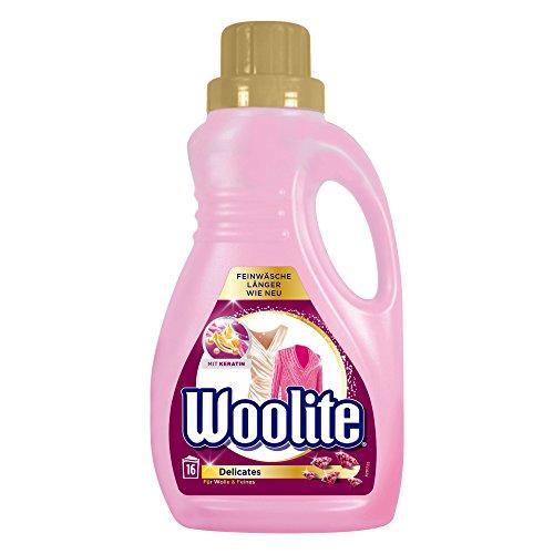Woolite Feinwaschmittel, 4er Pack (4 x 1 l)