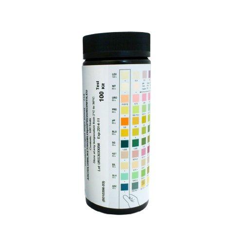 Urinteststreifen Reactif 11M - 25 Teststreifen