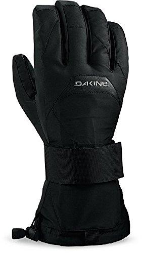 DAKINE Herren Handschuhe Wristguard Gloves, Black, M, 01300320