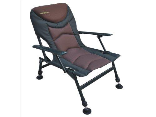 MK-Angelsport '5 Seasons Pro' Stuhl Premium Karpfenstuhl Chair Carp