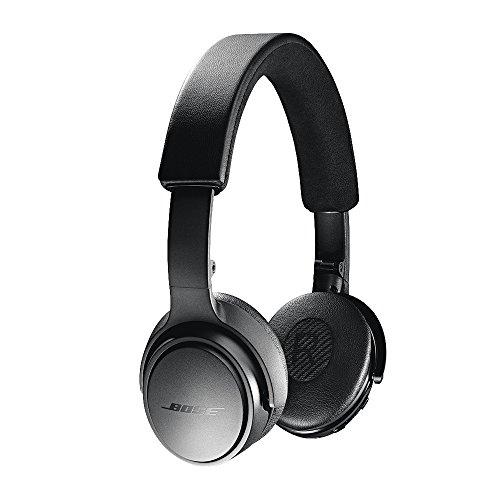 Bose  SoundLink on-ear Bluetooth Kopfhörer schwarz
