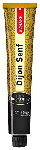 BioGourmet Dijon Senf in der Tube, 1er Pack (1 x 100 g)